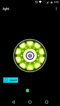Voice Flashlight screenshot 2