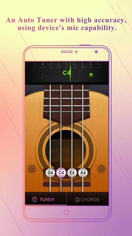 Ukulele Tuner Chords Apk Download Free Music Audio App For