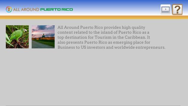 All Around Puerto Rico screenshot 2