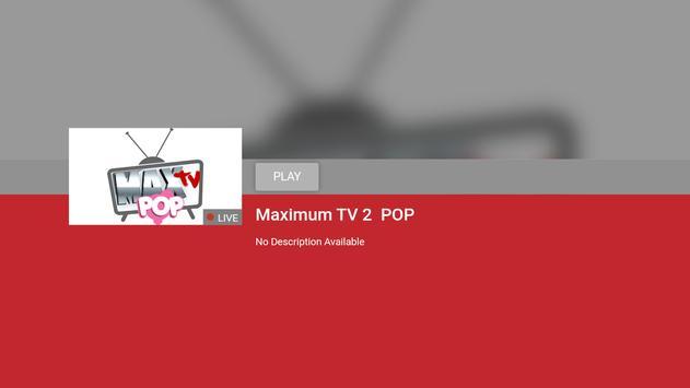 MaxNow.TV screenshot 1