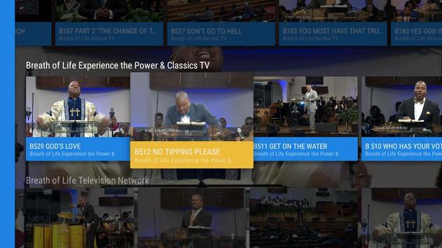 Breath of Life TV apk screenshot