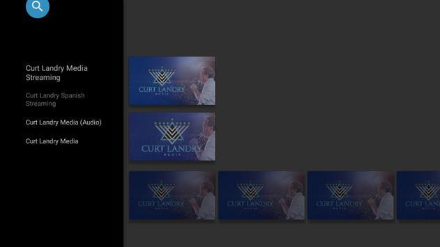 Curt Landry Media poster
