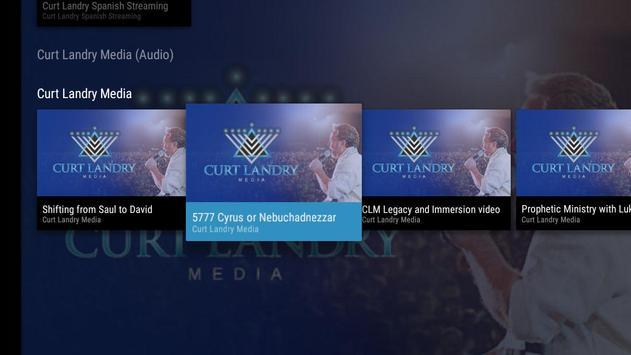 Curt Landry Media screenshot 1