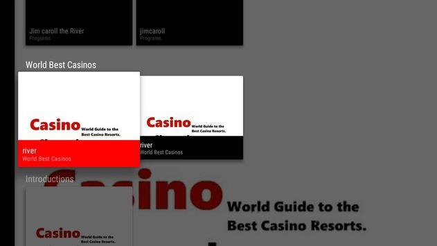 Casino Channel screenshot 1