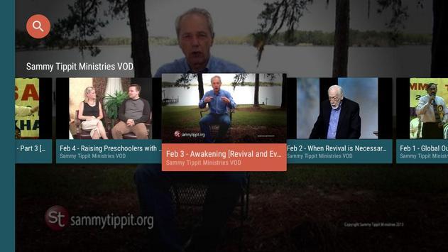 Sammy Tippit Ministries apk screenshot