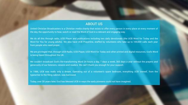 UCB Player screenshot 2
