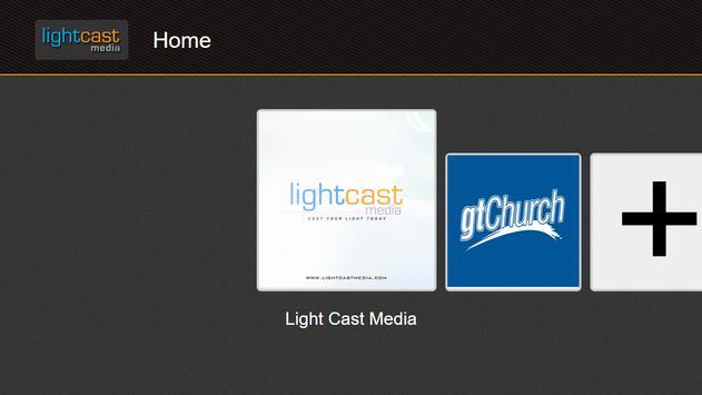 Light Cast Media poster
