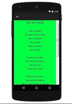 Mc Bin Laden letras e Músicas apk screenshot