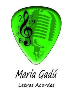 Maria Gadú Letras Top Acordes poster