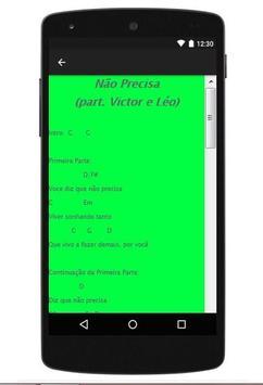 Paula Fernandes Letras Acordes apk screenshot