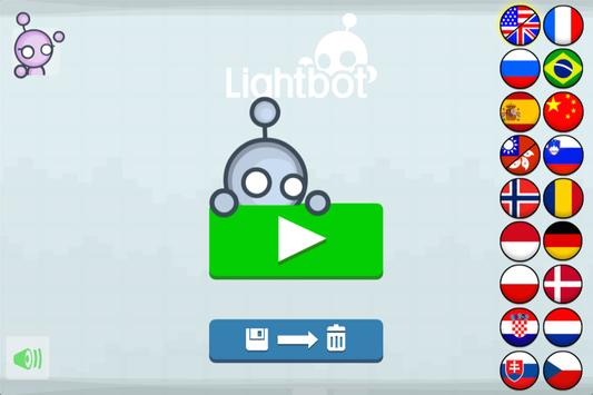 Lightbot - One Hour Coding '14 apk screenshot