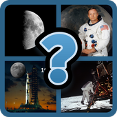 Moon: guess the word icon