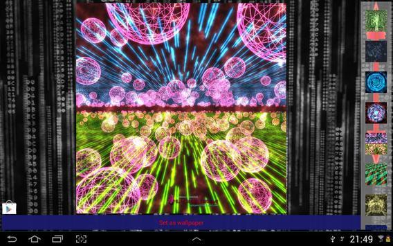 My Own Wallpapers HD - Cyber screenshot 9