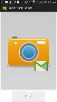Email Quick Picture poster
