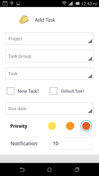 LGG Project Management screenshot 4