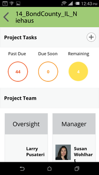 LGG Project Management screenshot 2