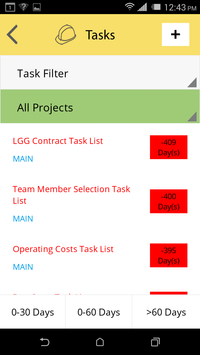 LGG Project Management screenshot 3
