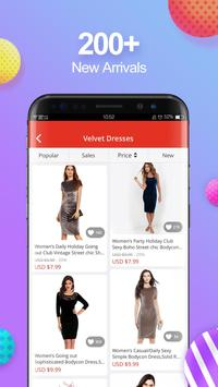 LightInTheBox Online Shopping apk screenshot