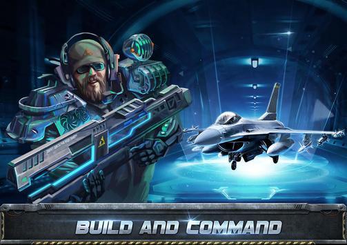 War Games - Commander poster