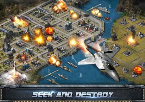 War Games - Commander apk screenshot