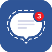 Messenger Light for SMS Online - Video Chat icon