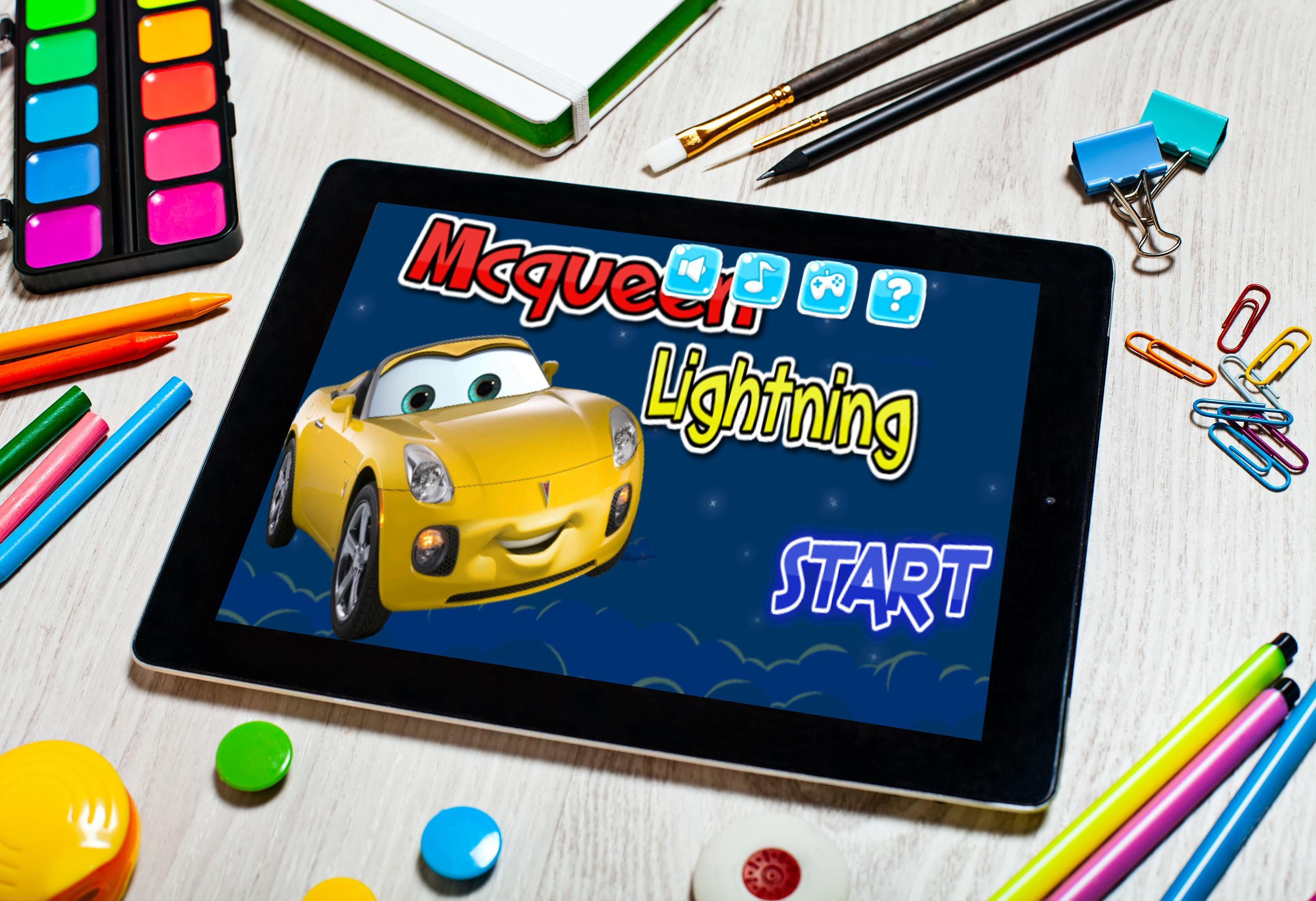 lightning mcqueen racing games free for android  apk download