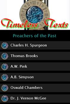 Timeless Texts apk screenshot