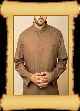 Men Salwar Kameez screenshot 1