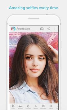 Facetune - Selfie Photo Editor for Perfect Selfies poster