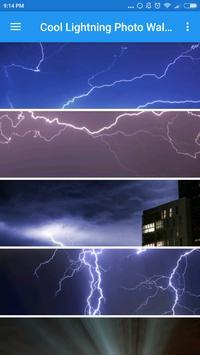 Cool Lightning Photo Wallpaper HD screenshot 11