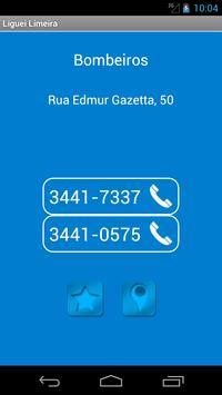Liguei Limeira apk screenshot