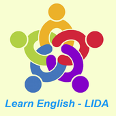 Learn English Communication, Conversations - LIDA icon