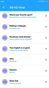 English Communication, Conversations - LIDA screenshot 1
