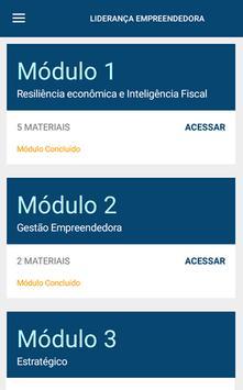Liderança Empreendedora apk screenshot