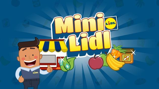 Mini Lidl poster