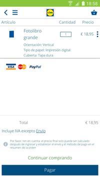 Lidl-Fotos.es screenshot 4