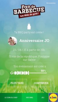 Fan de Barbecue - Lidl apk screenshot