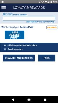 LIDS Access Pass apk screenshot