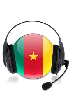 All Cameroon Radio Stations Free poster