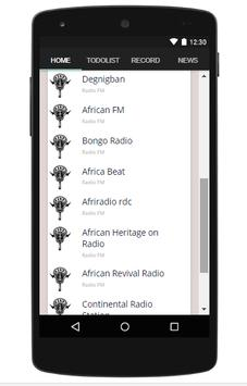 All Cameroon Radio Stations Free screenshot 2