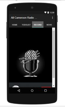 All Cameroon Radio Stations Free screenshot 4