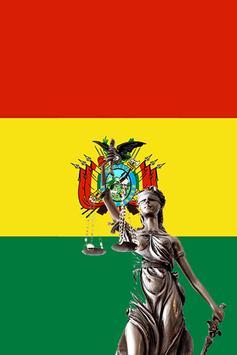 Código Penal Boliviano poster