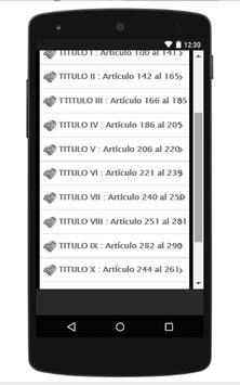 Código Penal Boliviano screenshot 4