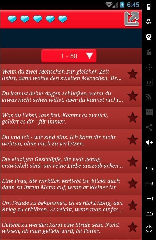 Liebe Zitate Und Sprüche For Android Apk Download