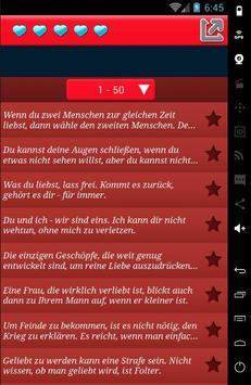 Liebe Zitate Und Sprüche для андроид скачать Apk