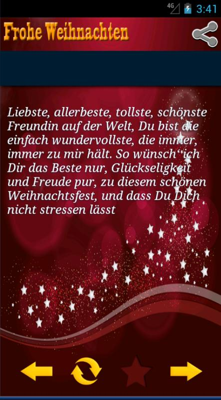 Liebe und süße Weihnachtsgrüße for Android - APK Download