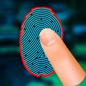 Lie Detector Fingerprint Simulator icon
