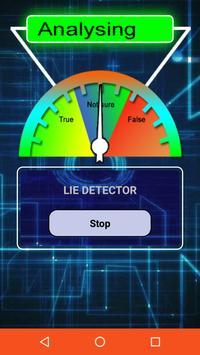 Lie Detector Finger Scanner Prank apk screenshot