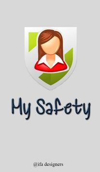 MySafety poster