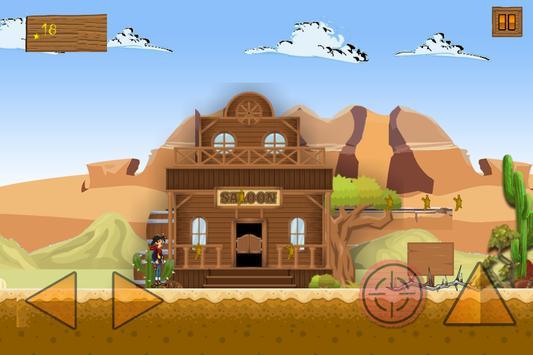 Game of Lucky Luk Cowboy adventure Kazoops apk screenshot
